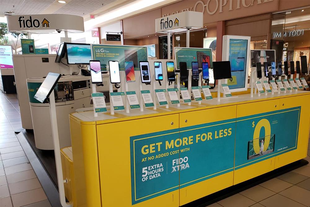 milton mall fido,Fido, Rogers, chatr, Authorised dealers Wirelessdna