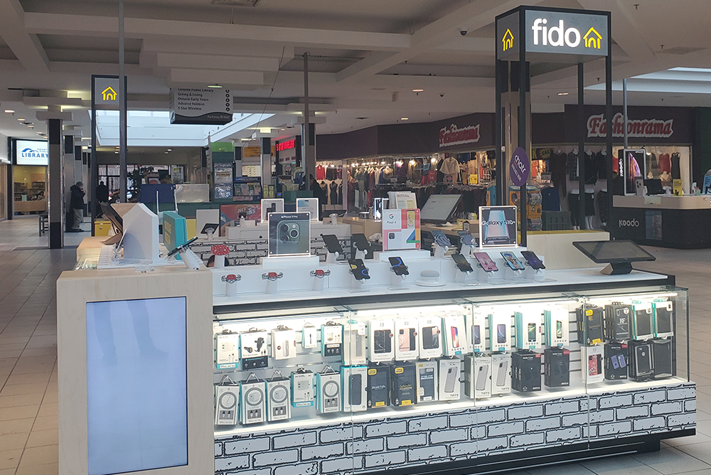 parkway mall fido,Fido, Rogers, chatr, Authorised dealers Wirelessdna