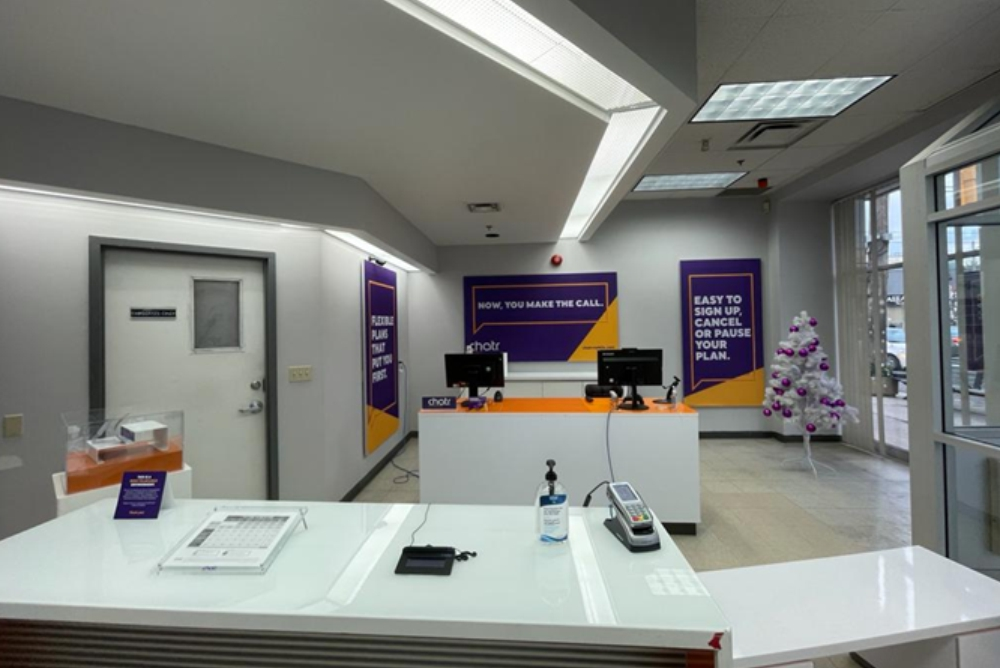 Wireless DNA Stores, Fido, Rogers, Authorised Dealers