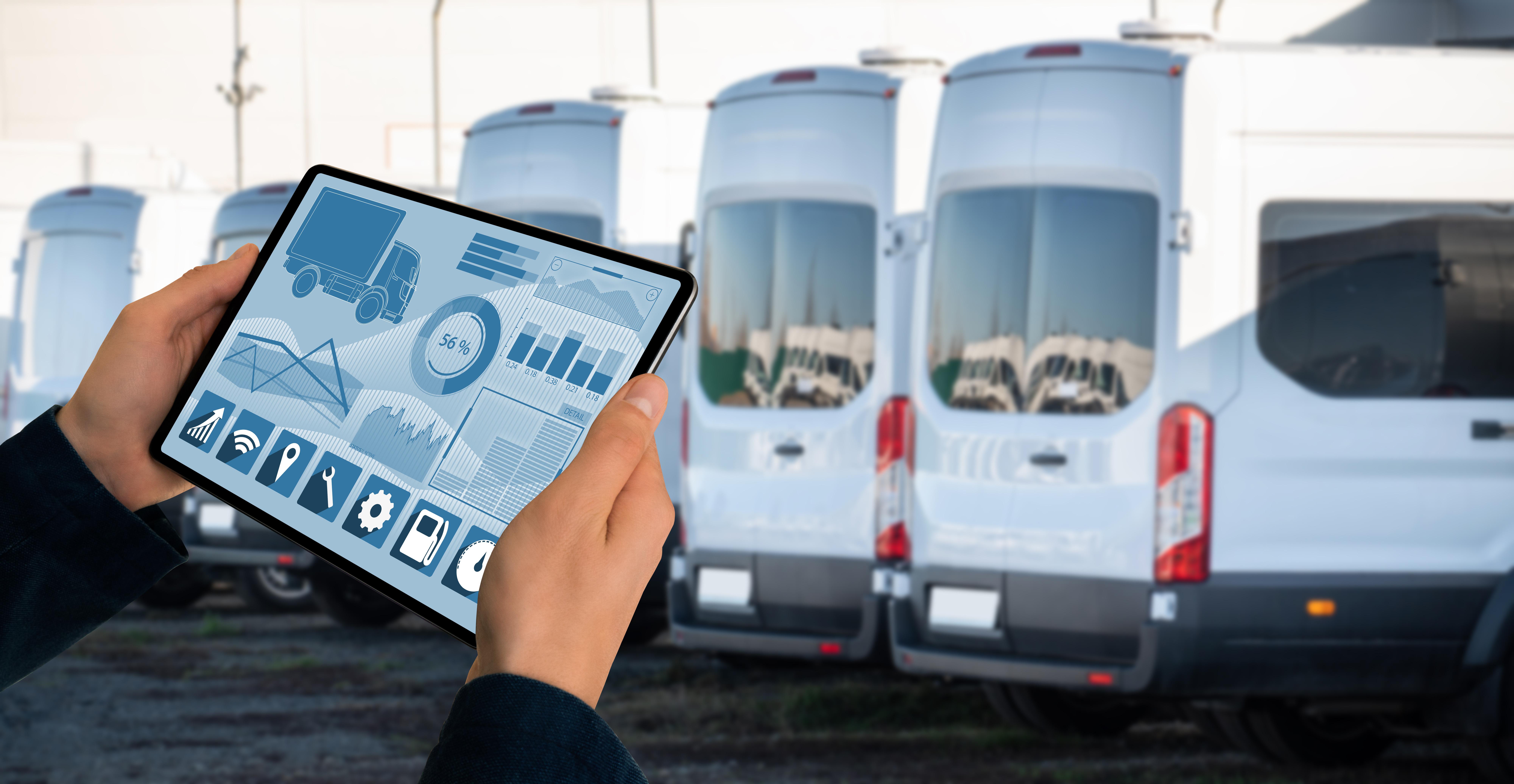 Fleet management, IOT, Wireless DNA, Automated efficiency